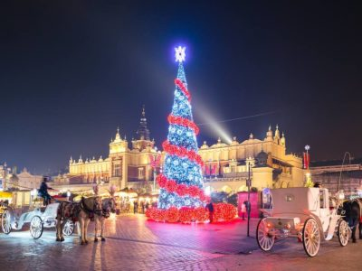 Vánoční trhy v Krakově: 5 dobrých důvodů proč je navštívit