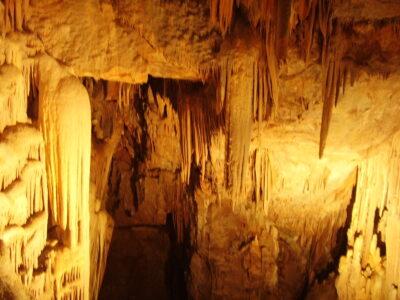Jeskyně na Chiosu