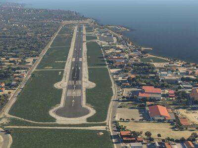 Doprava na Chios: Letecky nebo trajektem